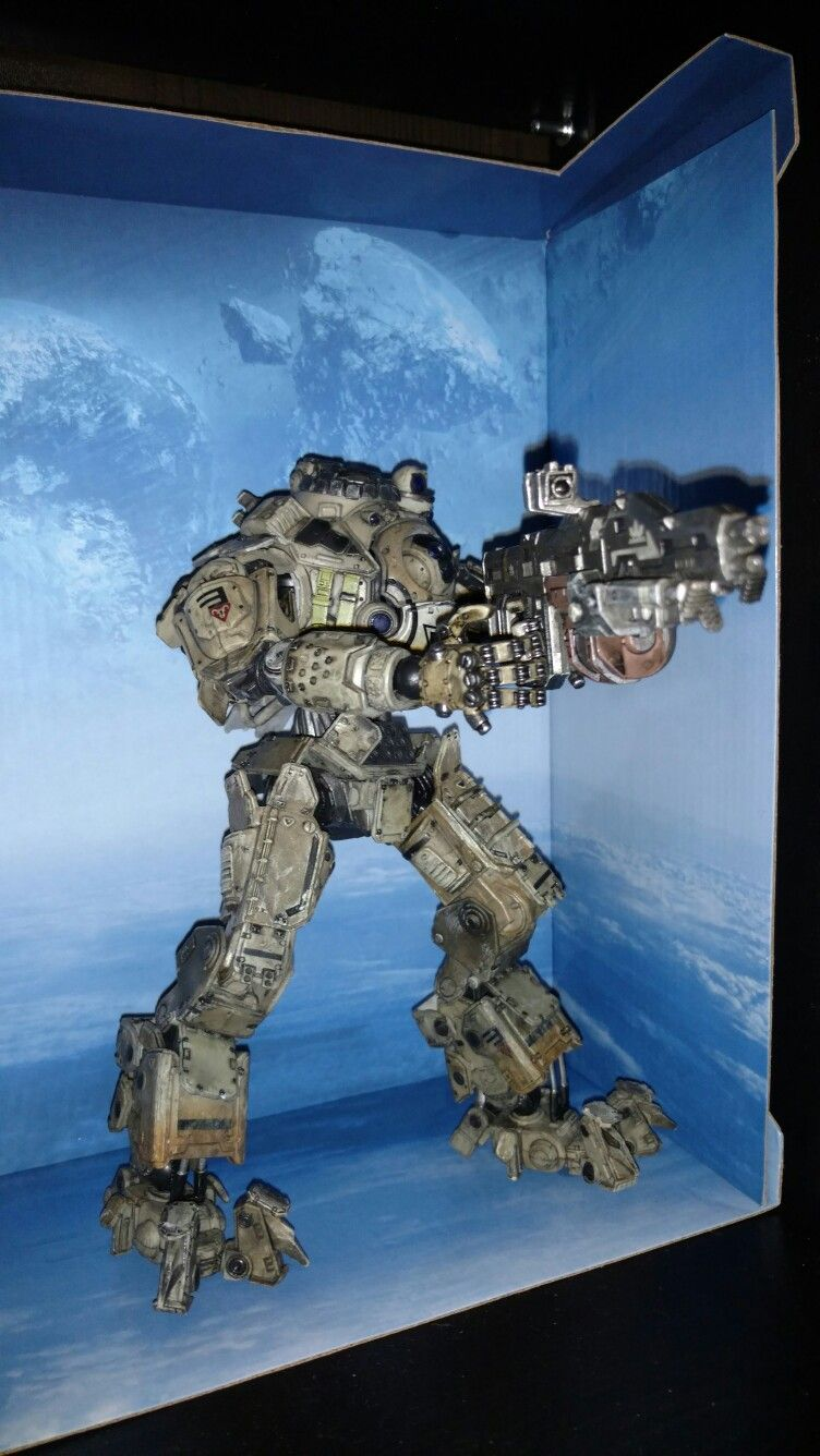 Atlas from The Original Titanfall   Titanfall, Robot ...