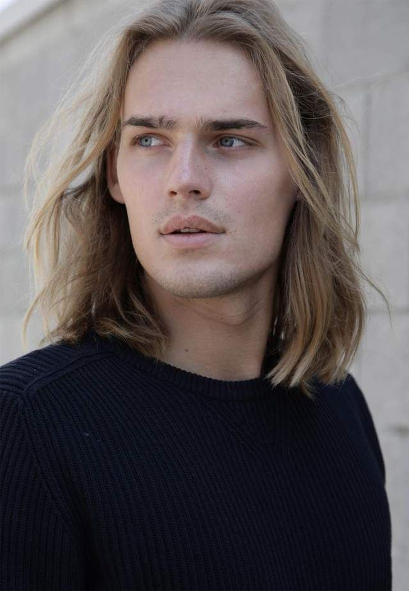 10 Long Hair for Men in Dazzling Style #Men, # #inDazzlingStyle
