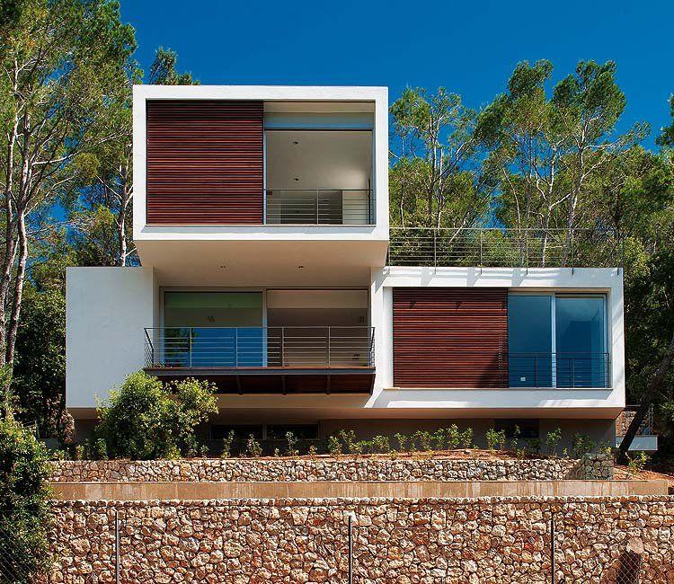 La casa mirador pinterest casas con estilo cristalera - Maison ribatejo y atelier nuno lacerda lopes ...