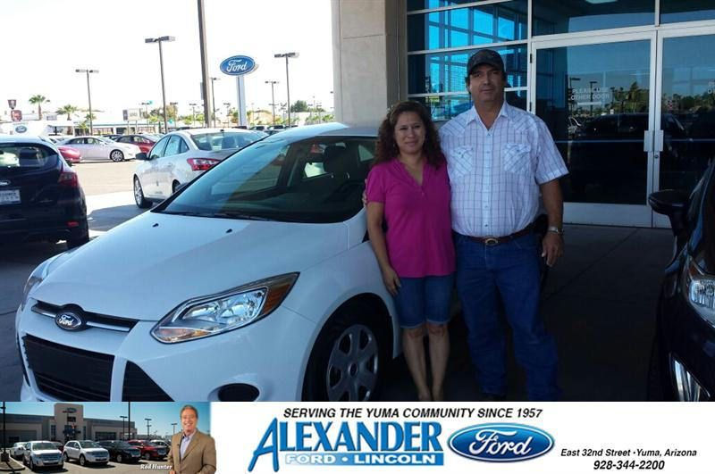 Congratulations To Ereck Larkins On Your Ford Escape Purchase