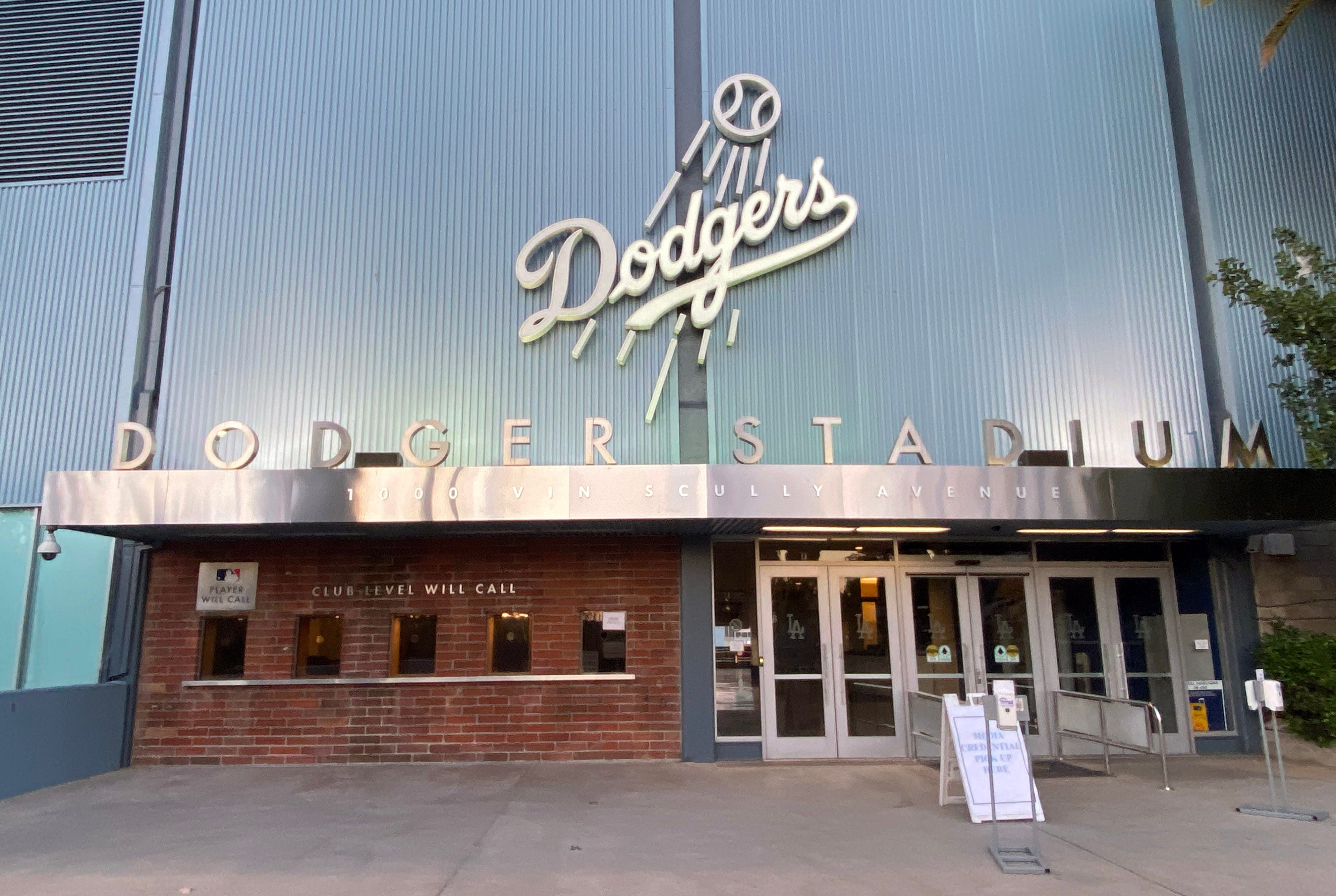 LeBron James Los Angeles Dodgers join forces to make