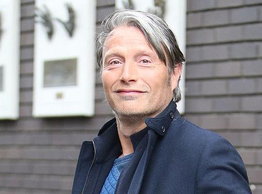 Klennnik: Mads Mikkelsen Outside ITV