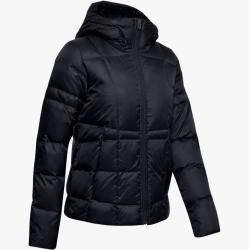 Photo of Under Armor Women's Ua Armor Down Jacket with Hood Black Xs Under Armor