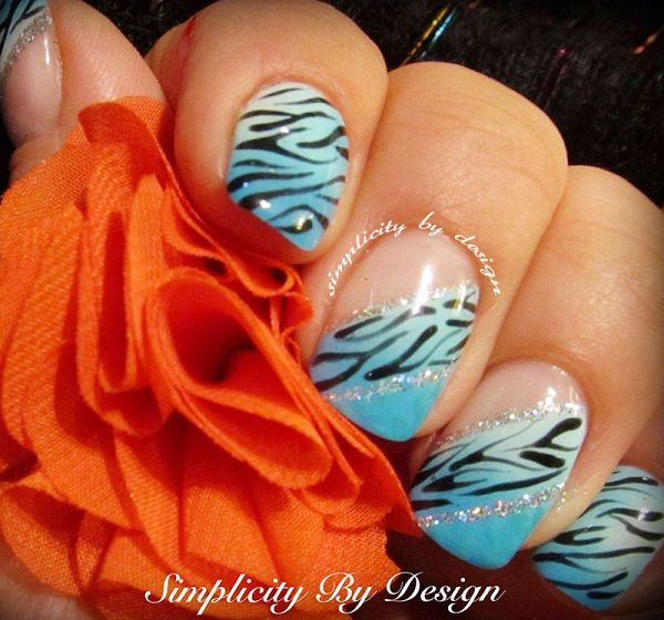 60 Ombre Nail Art Designs Ombre Nail Art Ombre And Simple Nail Arts