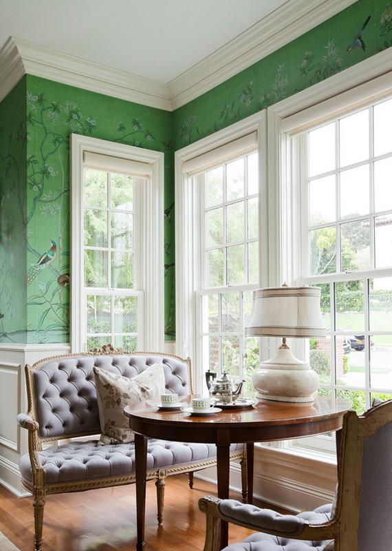 Interview Claud Gurney of de Gournay Home decor