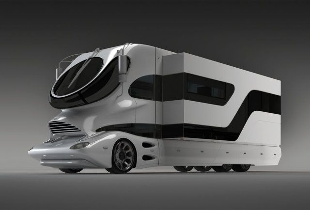 Marchi Mobile Elemment Palazzo The World S Most Expensive Rv