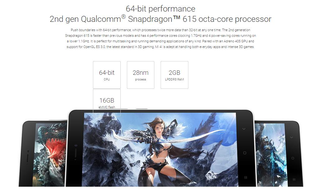 Xiaomi MI4i, primo #smartphone Xiaomi #dualsim di ultima