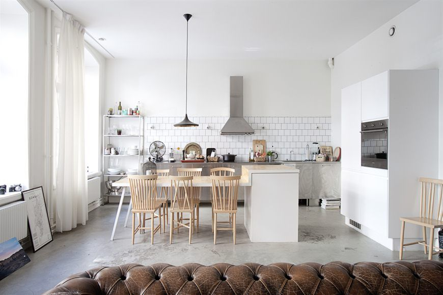 1000 images about cuisine paris on pinterest - Design Scandinave Cuisine