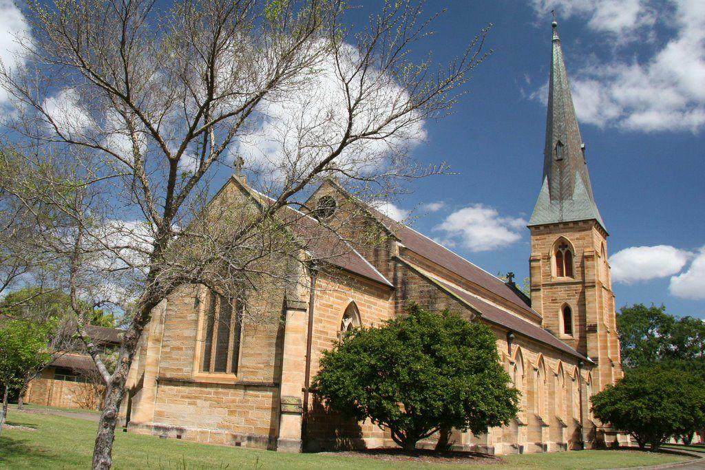All Saints Anglican Church in North Parramatta   Mood Board