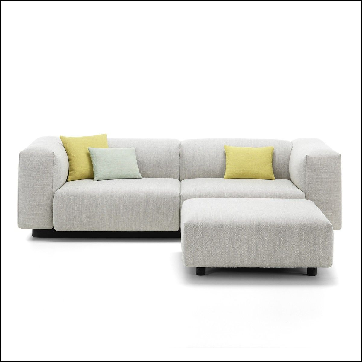 Merveilleux Two Seater Sofa With Chaise