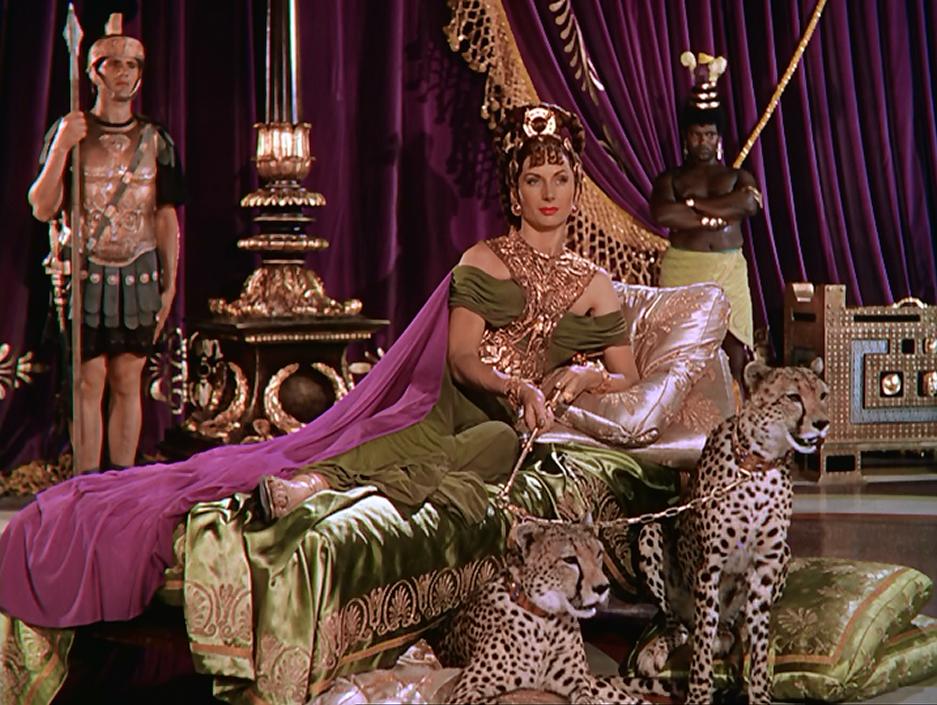 Patricia Laffan in Quo Vadis. 1951 | quo vadis | PinterestPatricia Laffan Quo Vadis