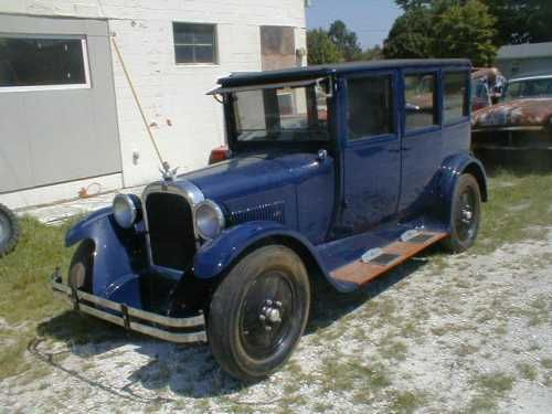 In Chapter 16 Al And Tom Went Looking For A '25 Dodge To
