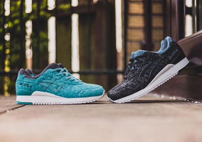 Asics Gel Lyte Iii Marble Graphic Pack Sneakers Asics Gel Lyte Asics Gel Lyte Iii Asics
