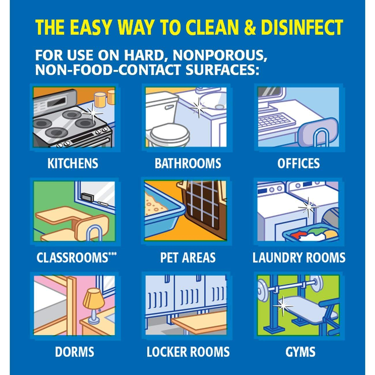 Clorox Disinfecting Wipes Value Pack Bleach Free Cleaning Wipes 75 Count Each Pack Of 3 Disinfecting Wipes Cleaning Wipes Clorox