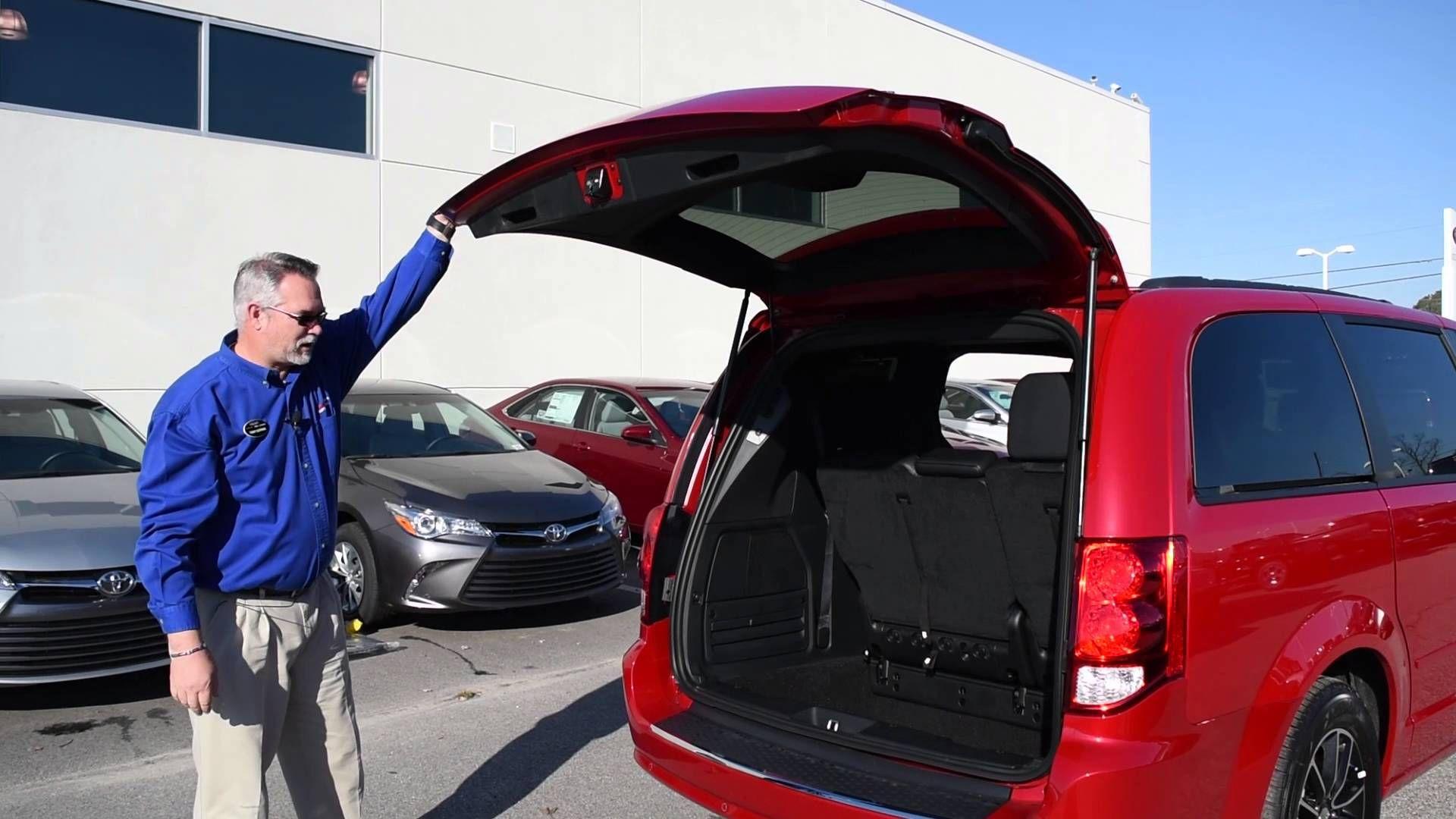 More About Dodge Caravan And Dodge Caravan Trunk Space The 2016 Grand Caravan With Tony Sutphin Local Markham Grand Caravan 2016 Dodge Grand Caravan Caravan