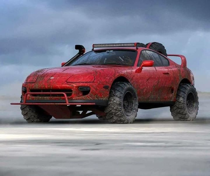Lifted Muscle Car Yes Please: 車, 自動車, カスタムトラック