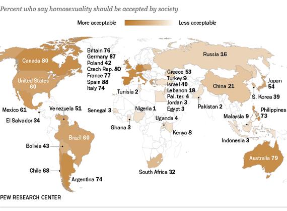 How Russian Prudishness Produced an Anti-Gay Propaganda Law - Olga Khazan - The Atlantic