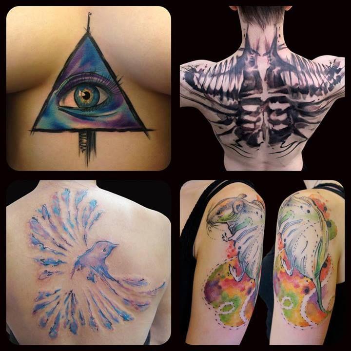 Tribo Tattoo http://www.tribo.cz/ https://www.facebook.com/tribotattoo