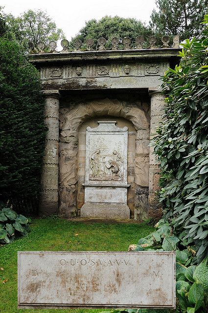 The Shepherd's Monument, Shugborough Hall