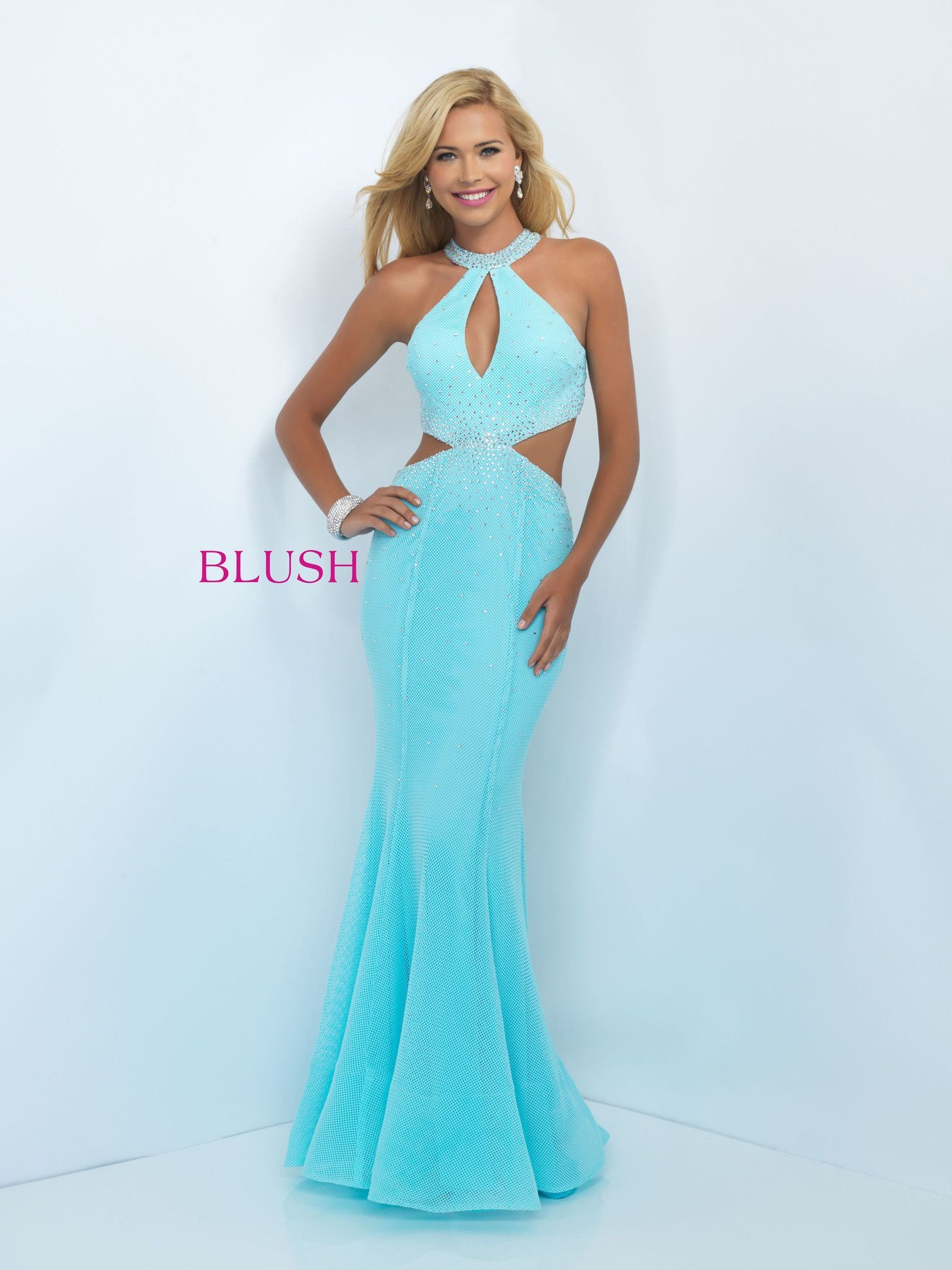 Blush Prom 11034 Sky | Products | Pinterest | Blush prom, Prom and ...