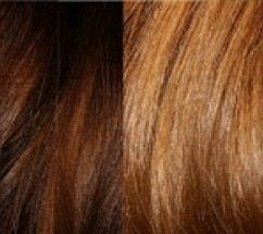 How To Lighten Hair Without Bleach Lighten Dark Hair Dyed Brown
