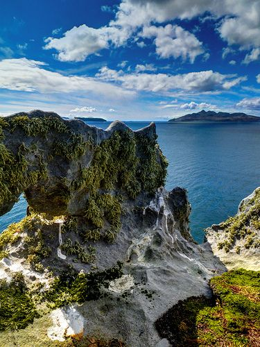 Rhum, Isle of Rhum, Isle of Skye, Scotland.