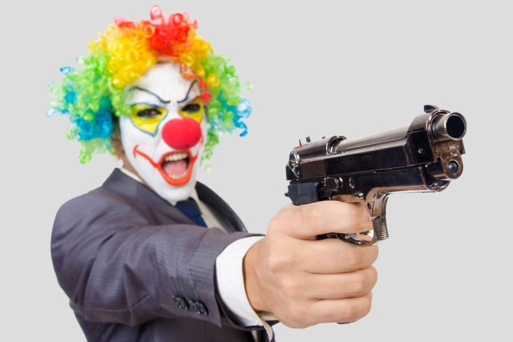 Mexican drug lord assassinated by clowns