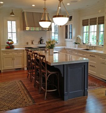 Franklin Ave. - traditional - kitchen - chicago - Rebekah Zaveloff ...