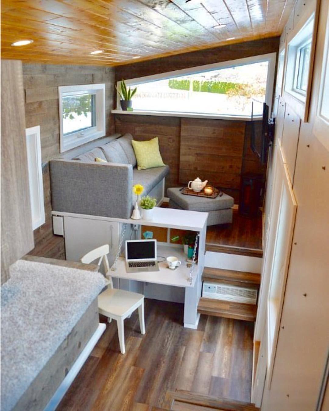 Breathtaking 42 Genius Ways Renovation Tiny House To Copy Now Http Decorrea