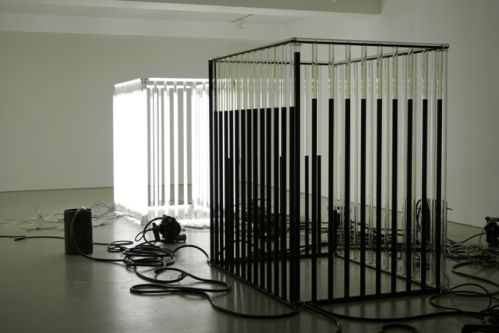Liquid Modernity - Andrei Molodkin
