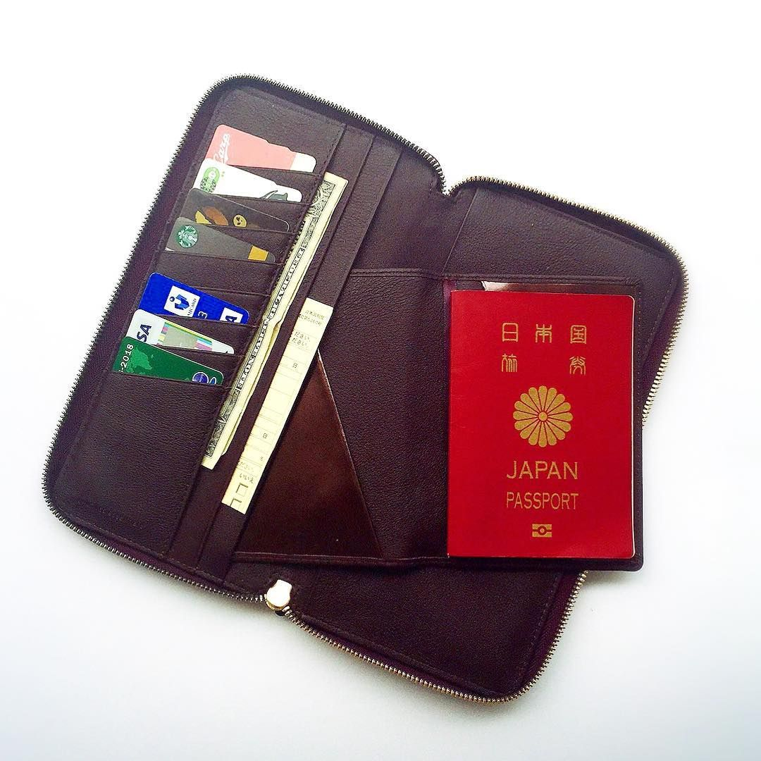 b48ac3083 Liberty Set travel wallet   passport cover in Bordeaux Gilded Plum (via  spurmagazine)