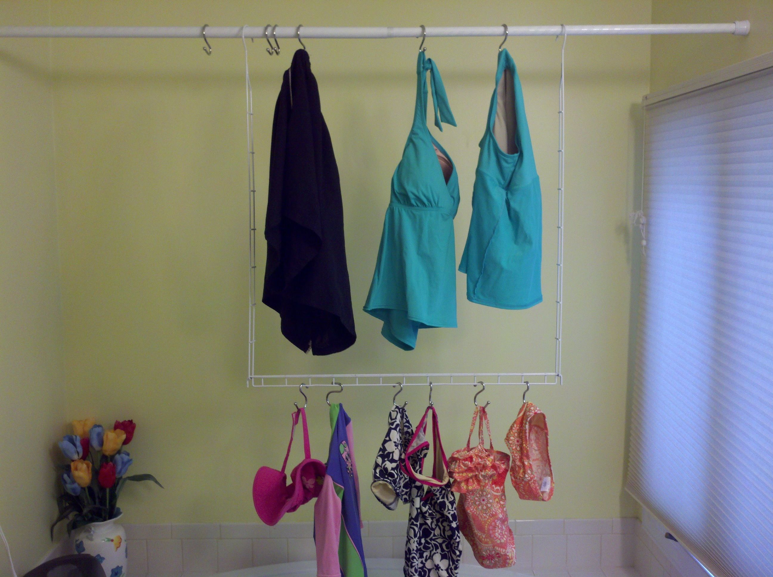 I Added A Closet Extender.now The Grandkids Can Reach It, Too.
