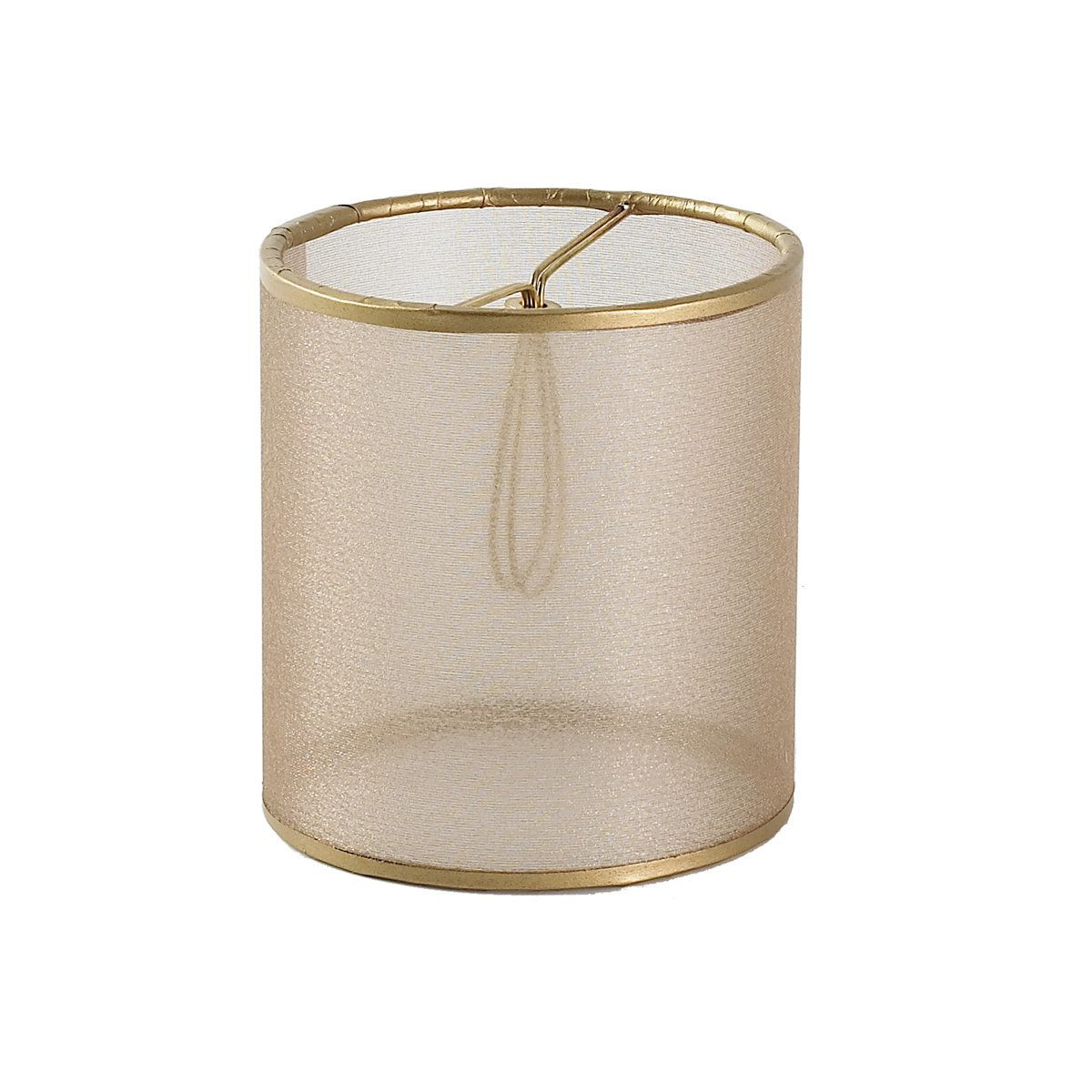 4 organza drum chandelier shadeg 12001200 organza drum clip on chandelier shade arubaitofo Image collections