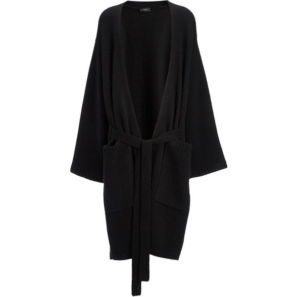 Joseph Cashmere Luxe Long Cardigan (€920) ❤ liked on Polyvore ...