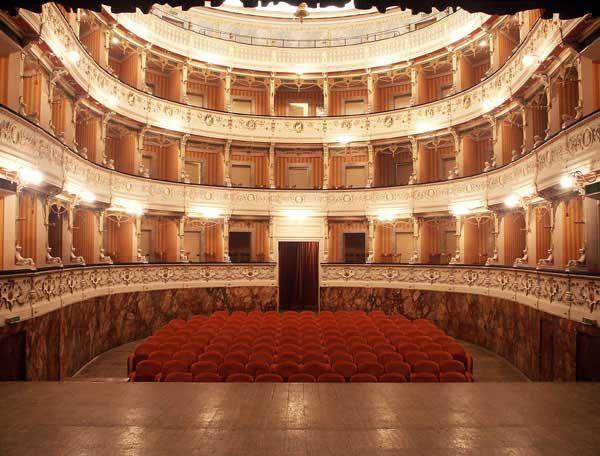 Teatro comunale di Cagli | Italy, Macerata, Opera house