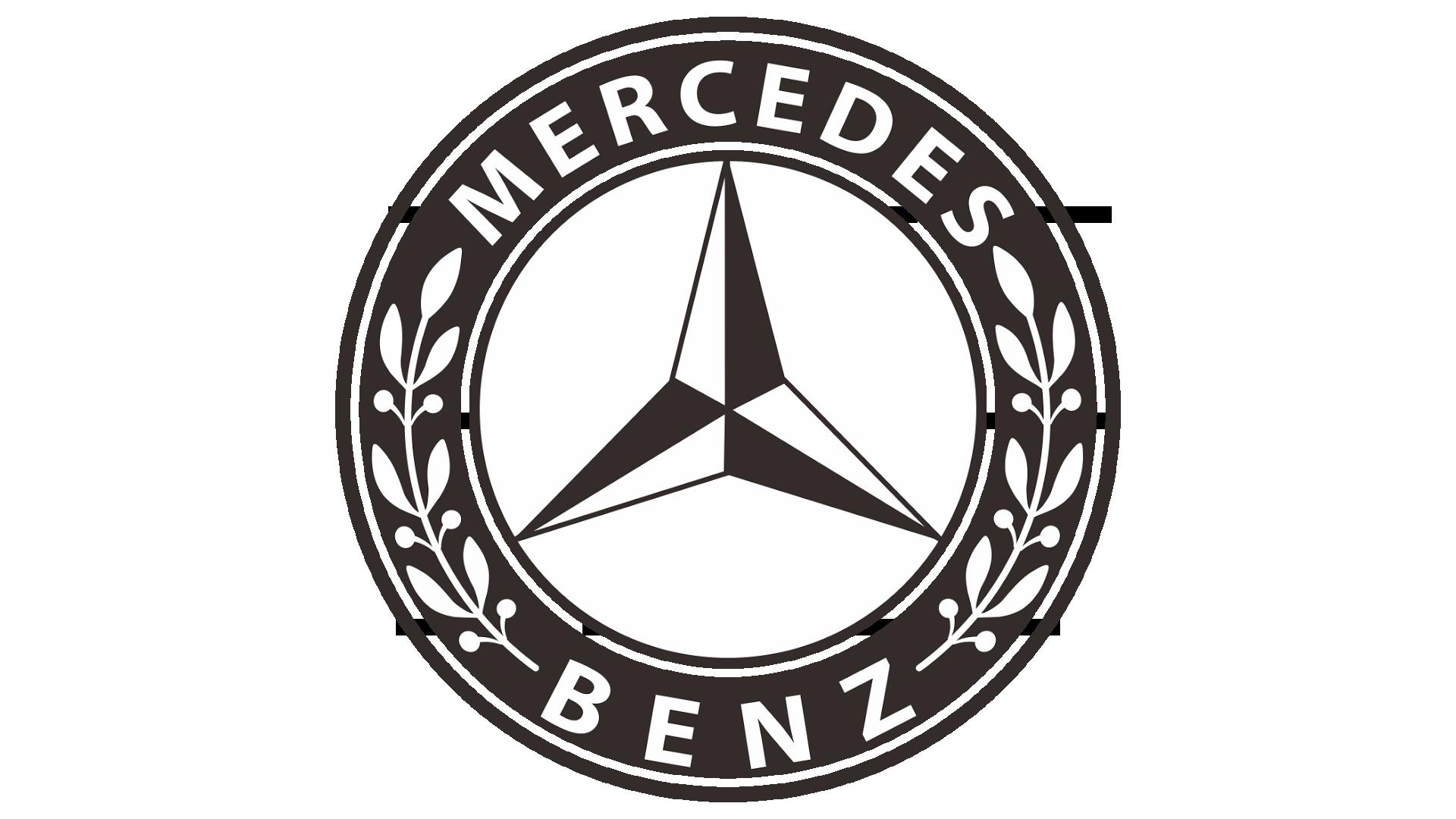 Mercedes logo, mercedes benz logo png meaning information
