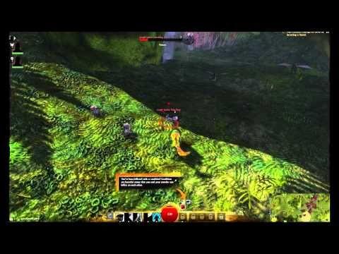 Guild Wars 2 Sylvari Starting Zone Part 2 Gw2 Guild Wars Tree