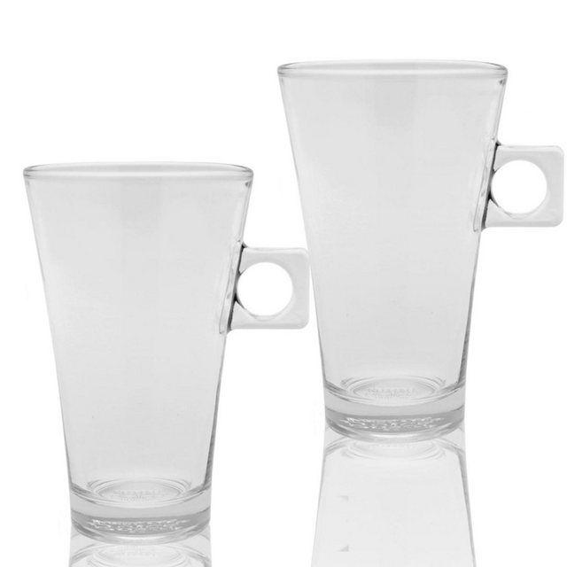 Nescafé Dolce Gusto Latte-Macchiato-Glas »Latte Macchiato Design 2er Set 200 ml« online kaufen #lattemacchiato