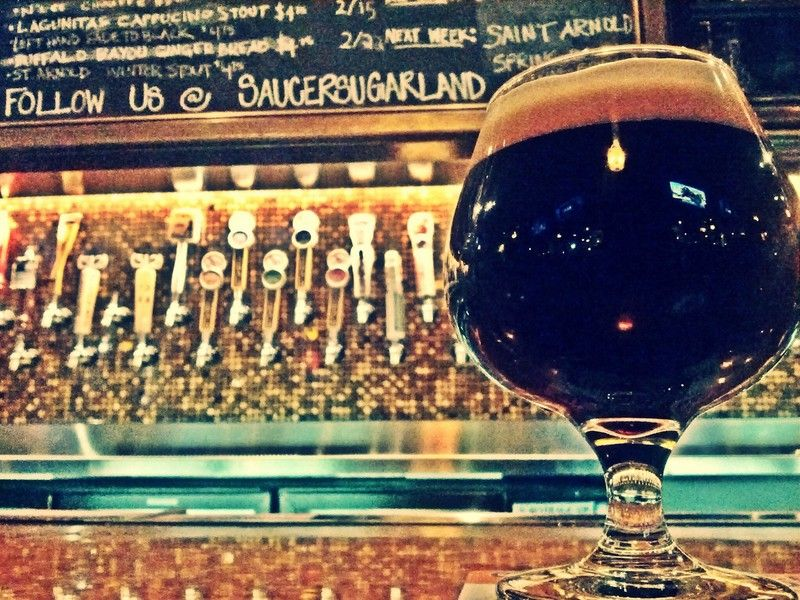 It S The Christmas Of Beer Buffalo Bayou Brewing Brings Joy To The World Five Months Early Joy To The World Craft Beer Breweries Buffalo Bayou