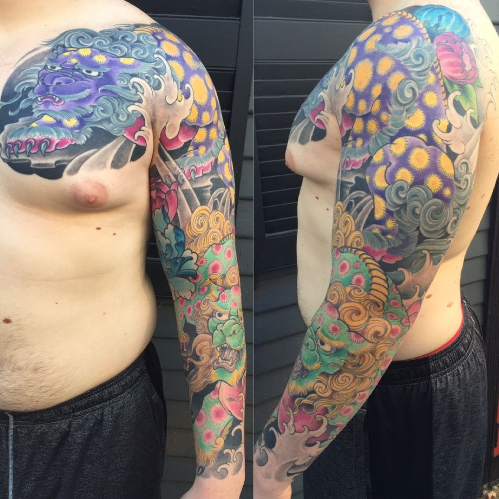 184466fe5871b Nathaniel Gann - San Diego Tattoo Artist - Remington Tattoo | Foo ...