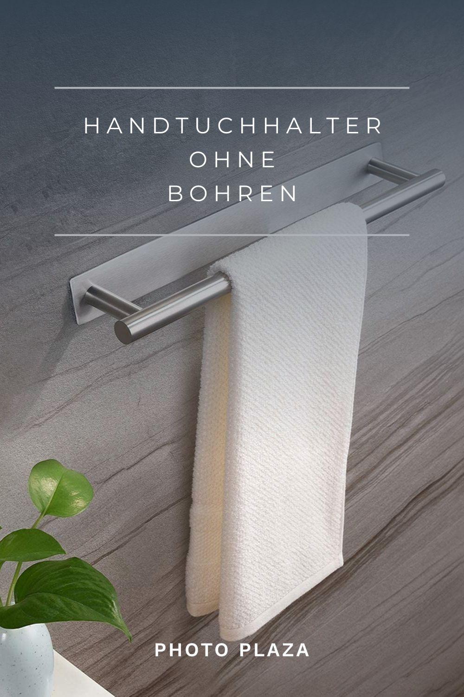 Eleganter Handtuchhalter Aus Edelstahl Selbstklebend Ohne Bohren Handtuchhalter Handtuchhalter Bad Ohne Bohren Handtuchhalter Waschbecken