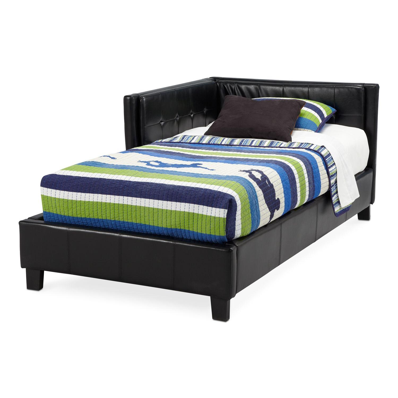 Jordan IV Full Corner Bed Value City Furniture Corner