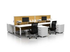 Workstations  - Codess, Office Fitout