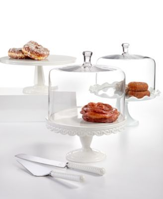 Martha Stewart Collection Cake Server Collection Created For