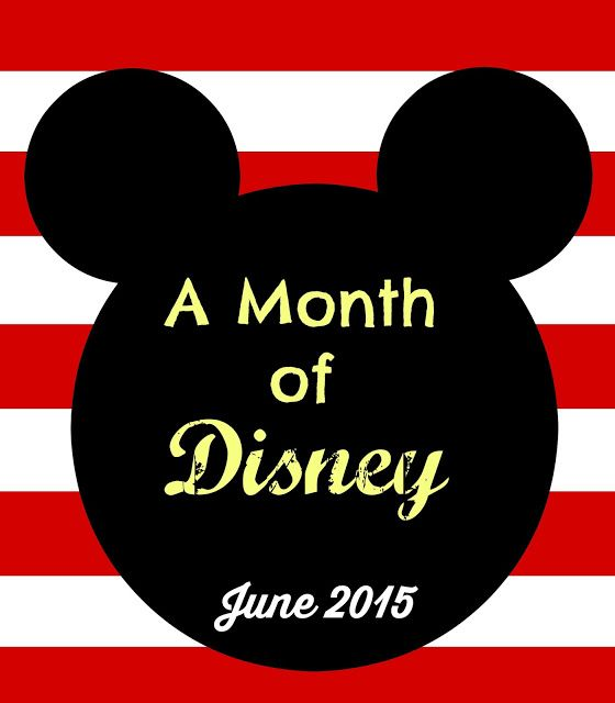 Month of Disney June 2015! Disney inspired Printables, DIY Projects, crafts, Disneyland tips and more!