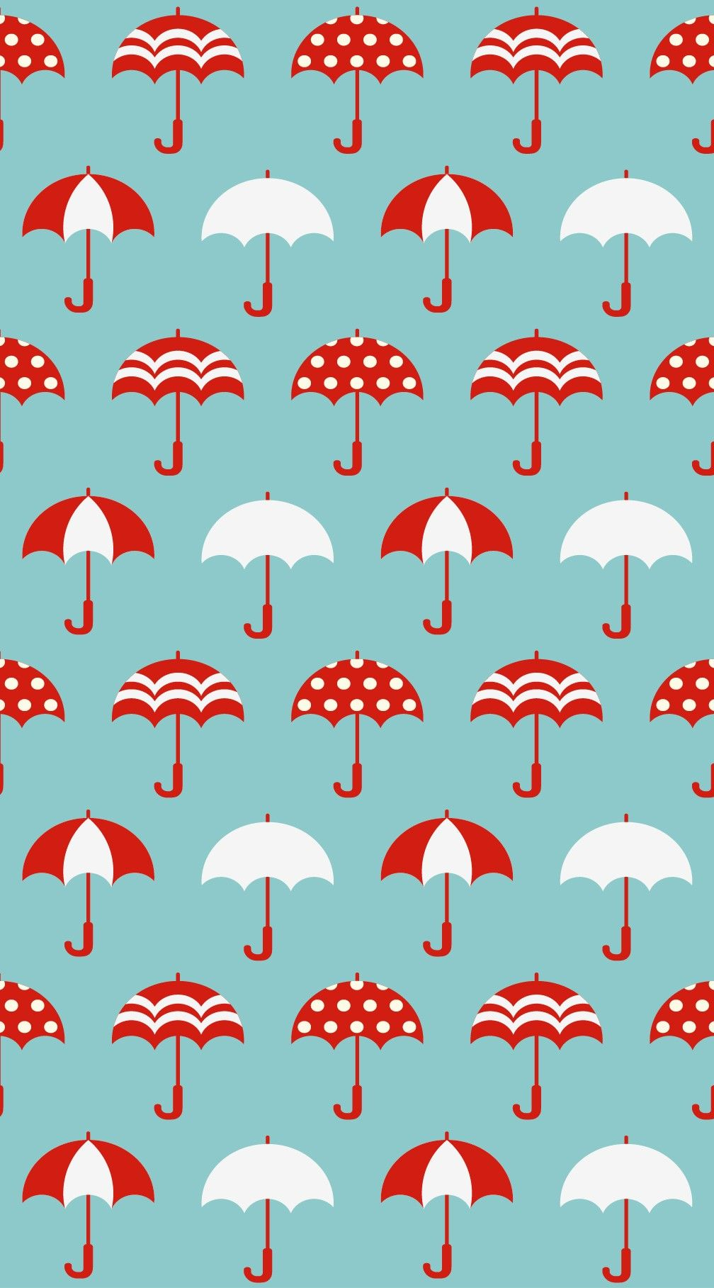 Under My Umbrella Find More Funky Patterns For Your IPhone Android