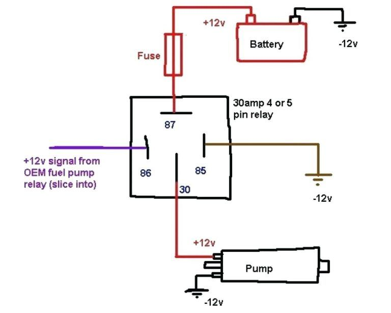 12v Changeover Relay Wiring Diagram Auto Beautiful 12 Volt Ansis Inside 12v 5 Pin At 12 Volt Relay Wiring Diagram In 2020 Circuit Diagram Relay Electrical Diagram