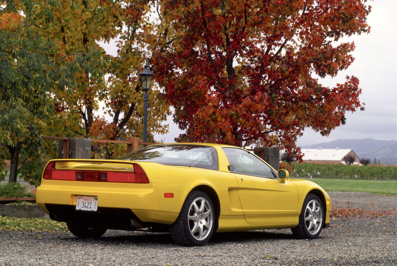 1995 2001 Acura Honda Nsx T Jdm Acura Sports Car