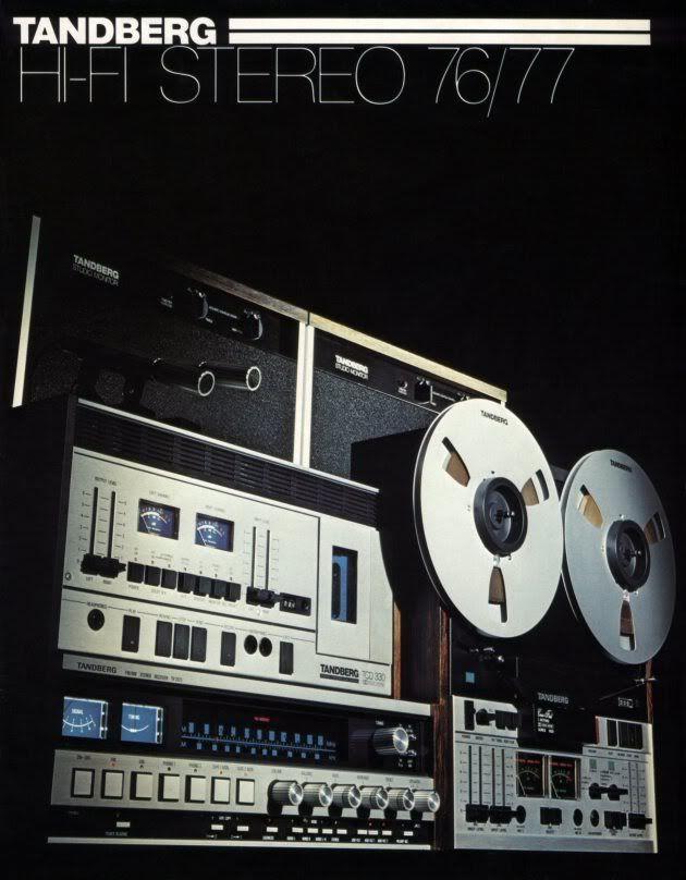 Tandberg Catalog 1976/77 : High Res Scans - AudioKarma org Home