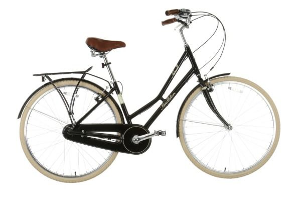 Ride in style! Pendleton Ashwell Hybrid Bike guarantees a head-turning effect and performance.